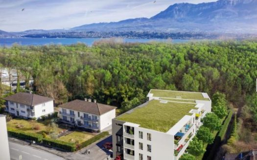 Immobilier neuf bourget du lac